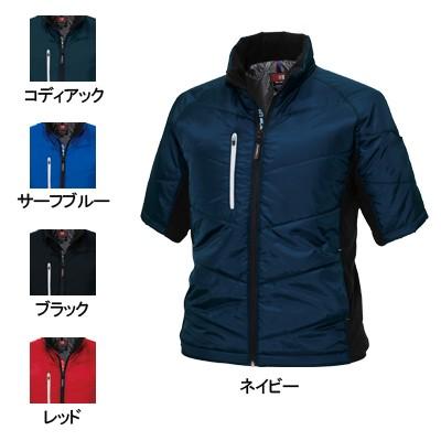 【送料無料】防寒着 バートル BURTLE 7316 半袖防...