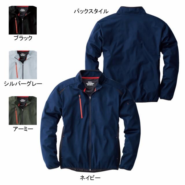 作業服・作業着 SOWA 43301 ストレッチウインドブ...
