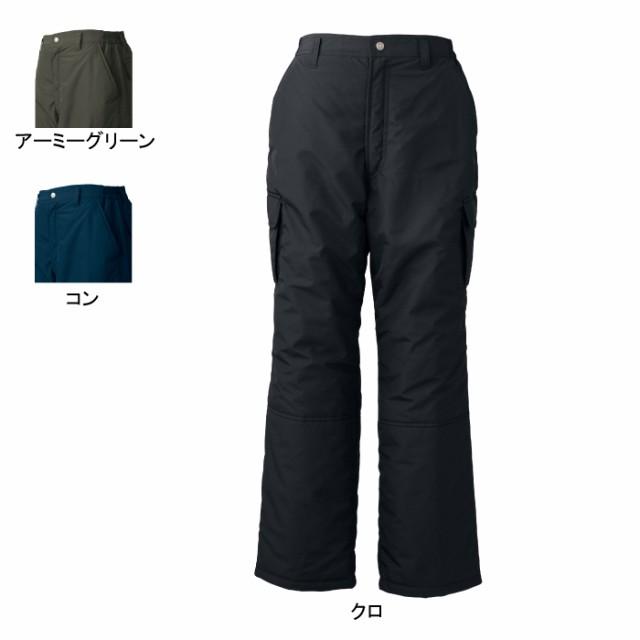 防寒着 ジーベック 320 防寒ズボン M〜5L