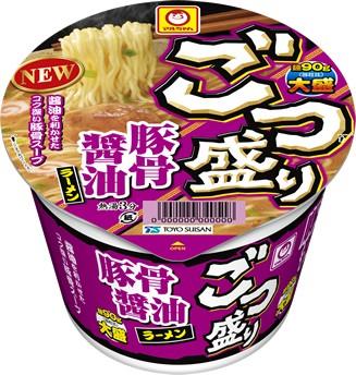マルちゃん ごつ盛り豚骨醤油ラーメン 12食入り...