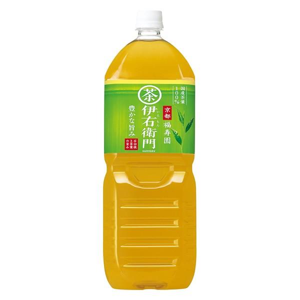 サントリー 伊右衛門 PET 2L(1ケース6本)