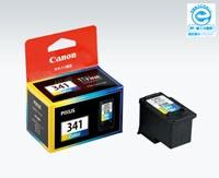 Canon キヤノン FINEカートリッジ BC-341 3色カ...