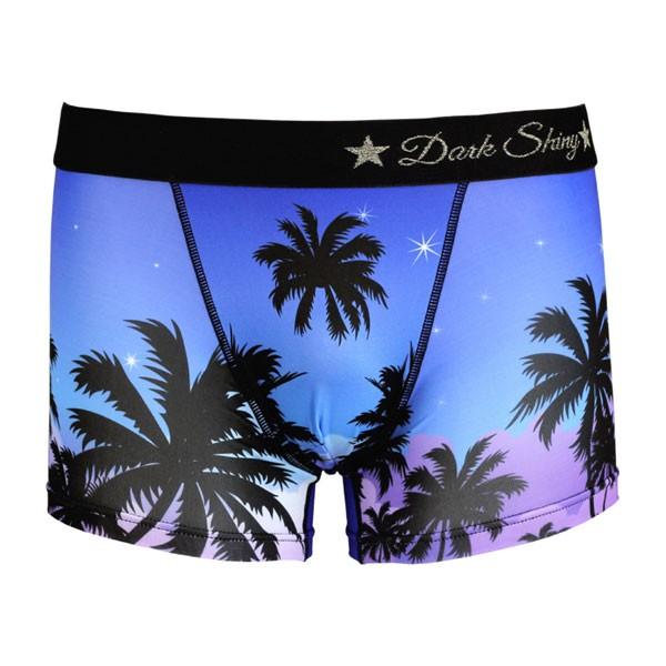 ボクサーパンツ メンズ DARK SHINY Men's BoxerPa...