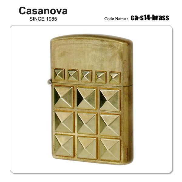 Casanova カサノバ オイルライター STUDS CA-S14 ...