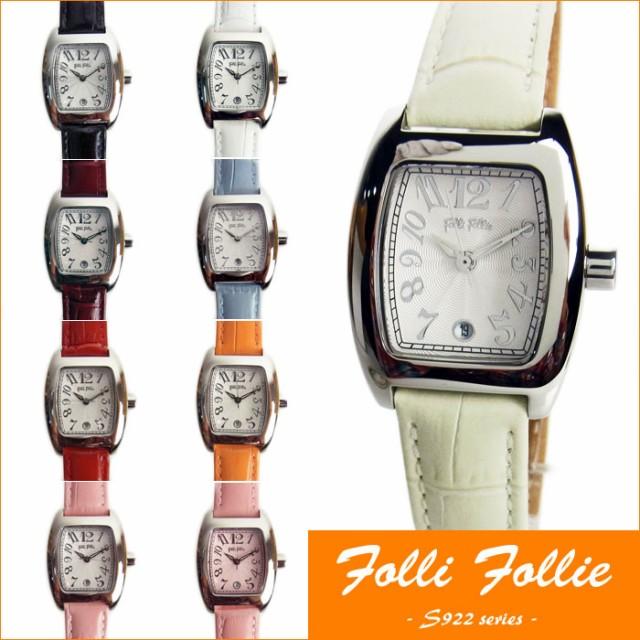 フォリフォリ Folli Follie 腕時計 レディース レ...