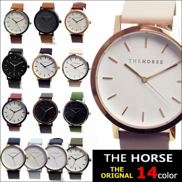 ザホース THE HORSE 時計 レディース メンズ THE ...