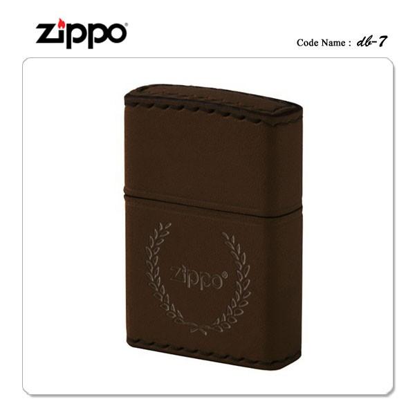 ZIPPO ジッポー ジッポライター ZIPPO DB-7 革巻...