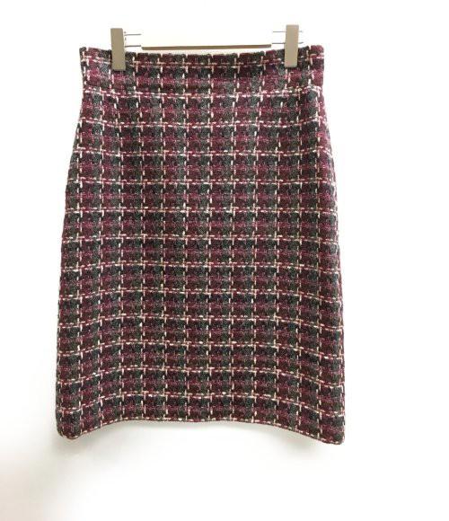 美品 シャネル SIZE 42 (L) ツイードスカート 07A...