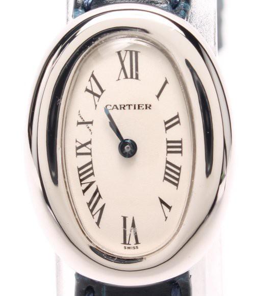 カルティエ 腕時計 ミニベニュワール W1518956 ク...