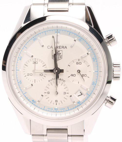 タグホイヤー 腕時計 クロノグラフ CARRERA CV211...