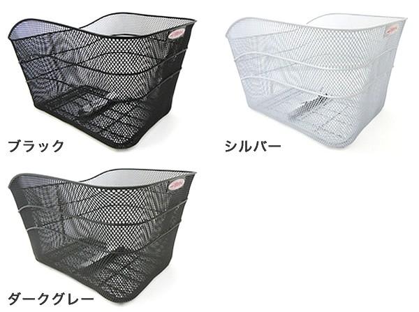 【センタン】自転車用 大型メッシュリアバスケッ...