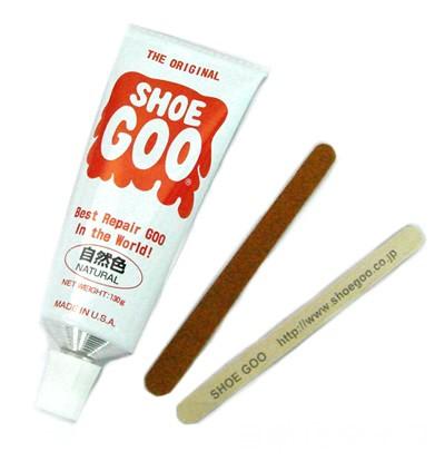 シューグー ( shoe goo ) 靴・靴底の修理・補修 ...