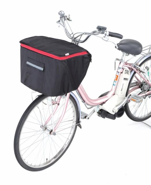 【川住製作所】自転車用 前カゴカバー バスケット...