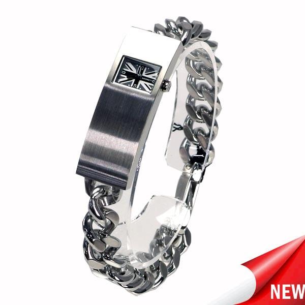 ハムネット 腕時計 HAMNETT HA3002B27 B27 シルバ...