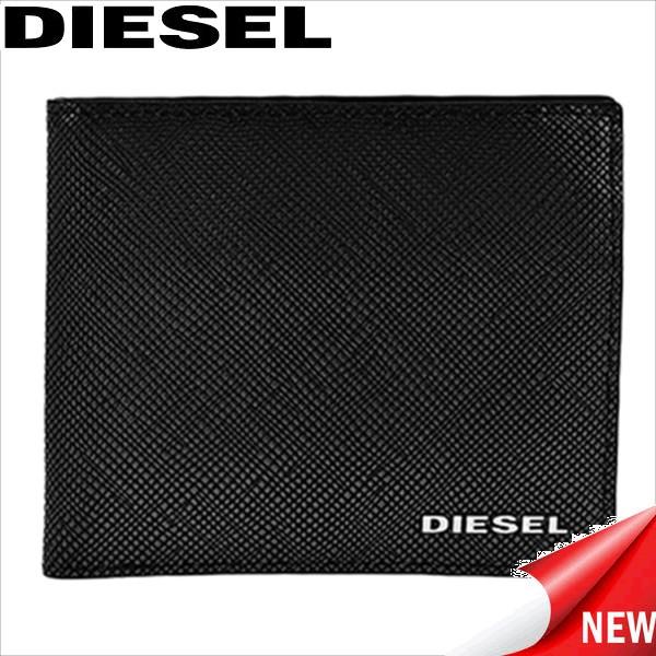 ディーゼル 財布 二つ折り財布 DIESEL X04743-P05...
