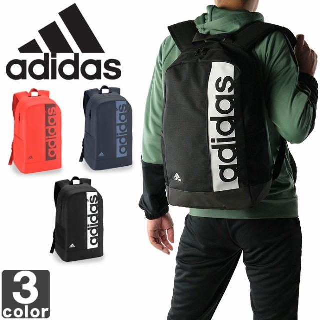 アディダス【adidas】 リニア ロゴ バックパック ...