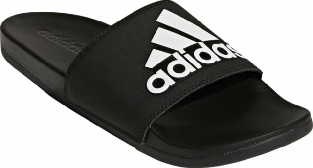 adidas (アディダス) ADILETTE CF LOGO アディレ...