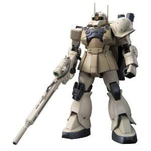 バンダイ 1/144スケール HGUC  MS-05L ザクI・...