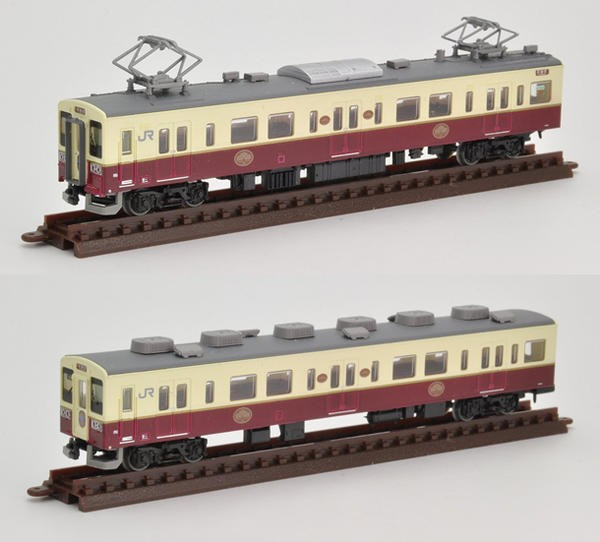 トミーテック [TOMYTEC]  鉄道コレクション JR107...