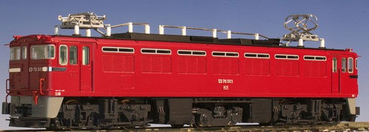 KATO(カトー) [3071][N] ED76 500番台 鉄道模型