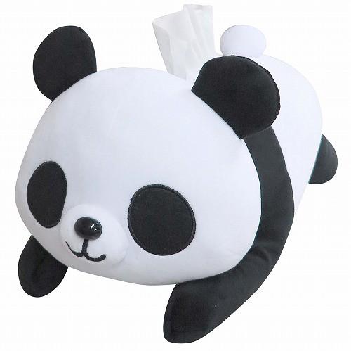 パンダのぬいぐるみティッシュカバー ME295【送料...