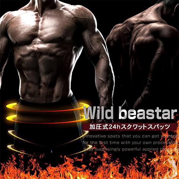 Wild beastar(ワイルドビースター) 加圧式24hス...