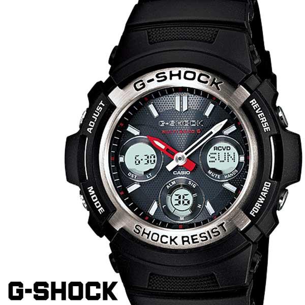 G-SHOCK ジーショック 電波 ソーラー AWG-M100-1A...