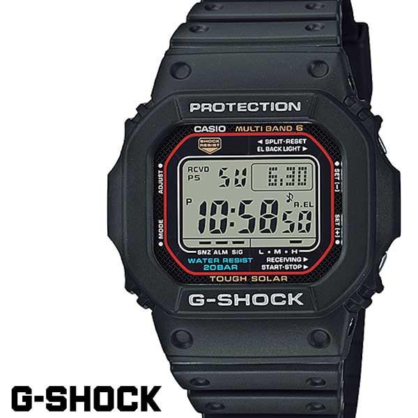 G-SHOCK ジーショック 電波ソーラー メンズ 腕時...
