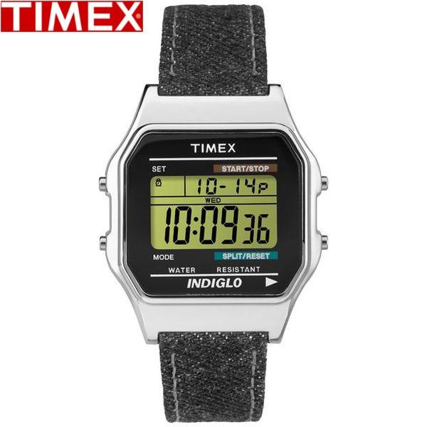 TIMEX/タイメックス/クラシック デジタル 腕時計 ...
