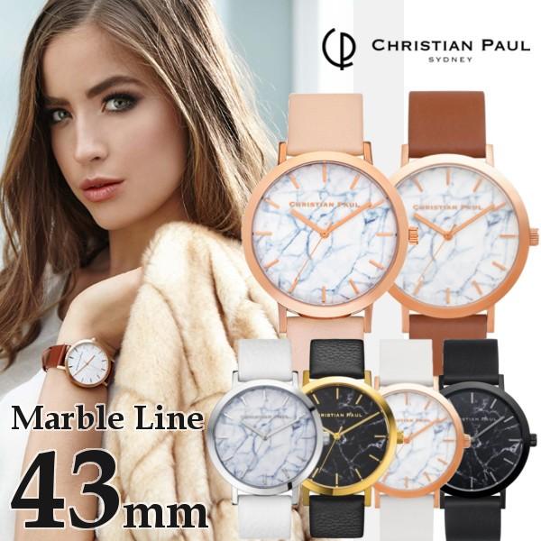 クリスチャンポール Christian Paul 43mm 腕時計 ...