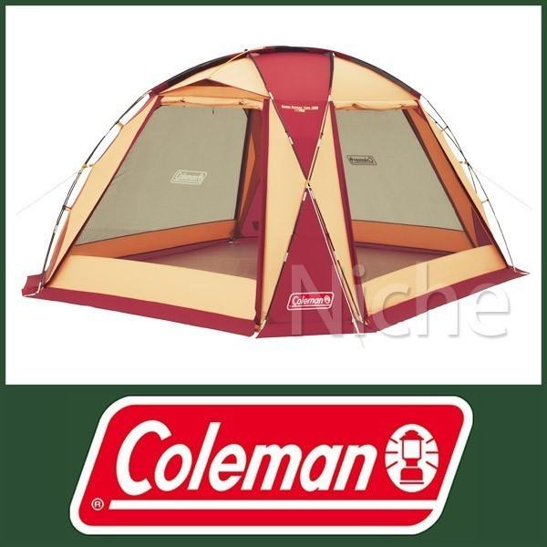 コールマン ドームスクリーンタープ/380 (バーガ...