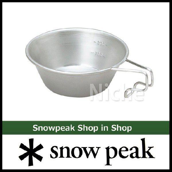 スノーピーク シェラカップ ( E-103 )