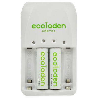ドリテック 「エコロでん」 急速充電器 単3形充電...