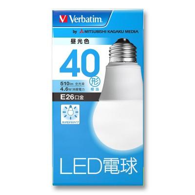 三菱ケミカルメディア LED電球 一般電球形 40W形...