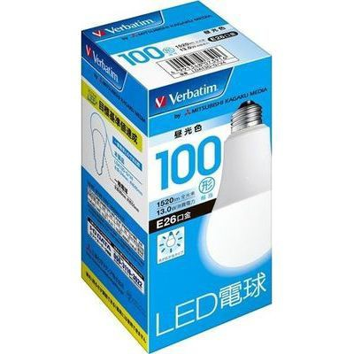 三菱ケミカルメディア LED電球 一般電球形 100W形...