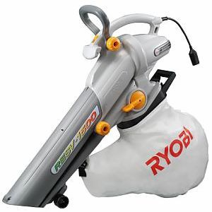 RYOBI(リョービ) ブロワバキューム 2スピード切換...
