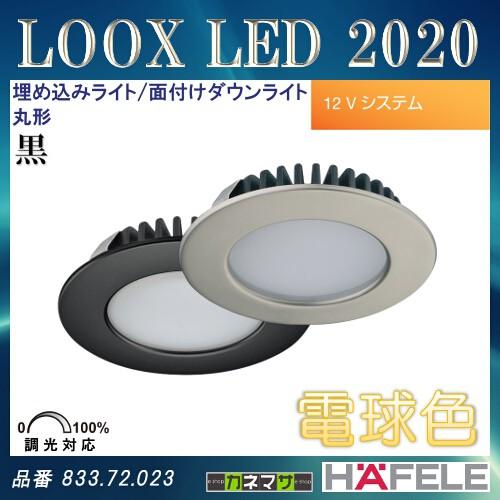 LOOX LED 2020 【HAFELE】  埋め込みラ...
