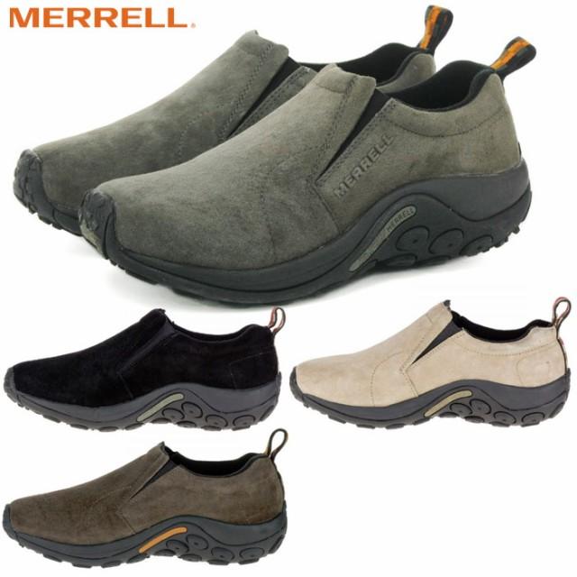 メレル ジャングルモック スニーカー メンズ 靴 シューズ スリッポン アウトドア キャンプ フェス 山歩き MERRELL JUNGLE MOC 送料無料