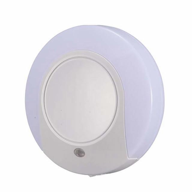 LEDナイトライト 明暗センサー OHM NIT-ALA6MM-WN...