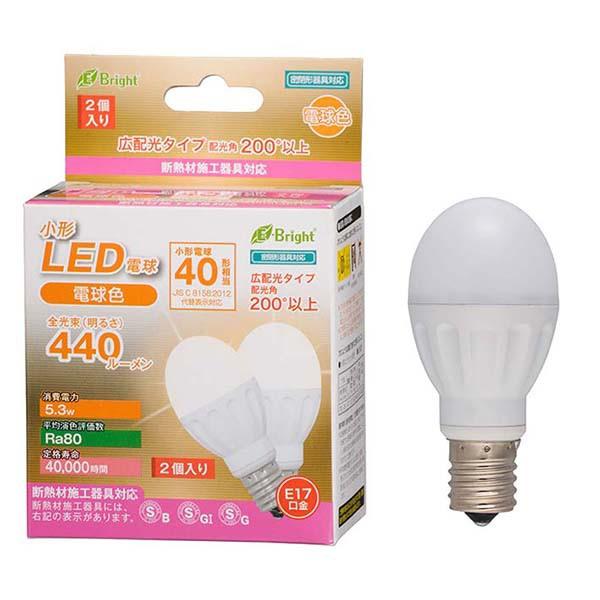 【在庫限り】オーム電機 LED電球/ミニクリプト...