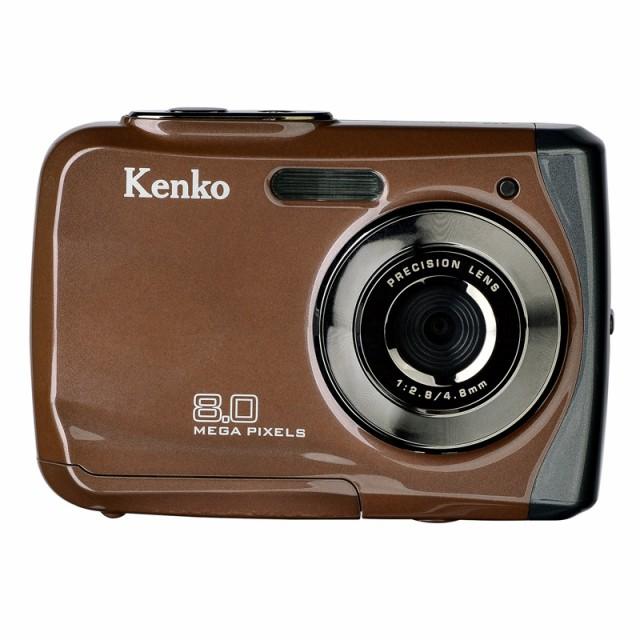 【送料無料】ケンコー 防水デジタルカメラ DSC180...