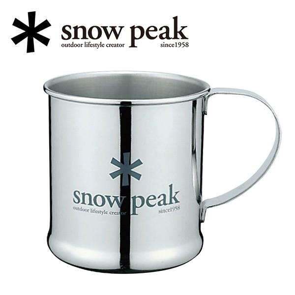スノーピーク snowpeak マグカップ/ステンレスマ...