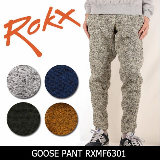 ROKX/ロックス GOOSE PANT グースパンツ RXMF6301...