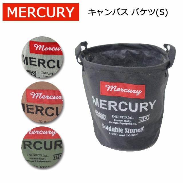 MERCURY マーキュリー キャンバス バケツ(S) MECA...