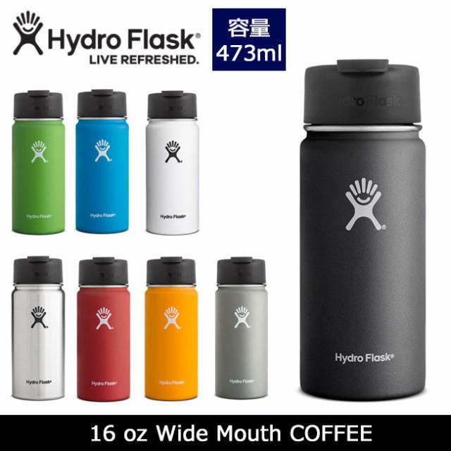 Hydro Flask ハイドロフラスク 16 oz Wide Mouth ...