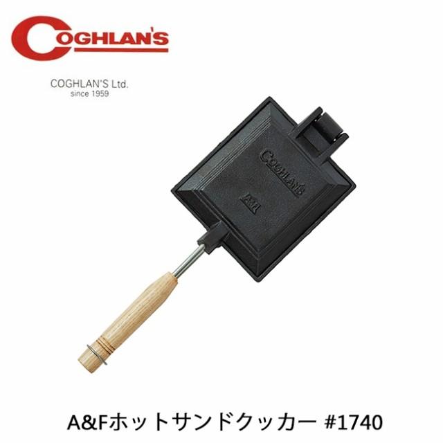 COGHLANS コフラン 調理器具 A&Fホットサンドクッ...
