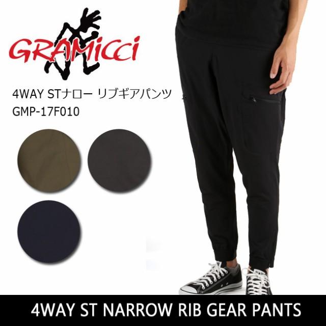 グラミチ GRAMICCI ロングパンツ 4WAY ST NARROW ...