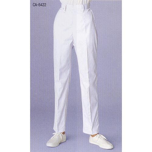 白衣 ズボン ポリエステル65%綿35% 女性用 C...
