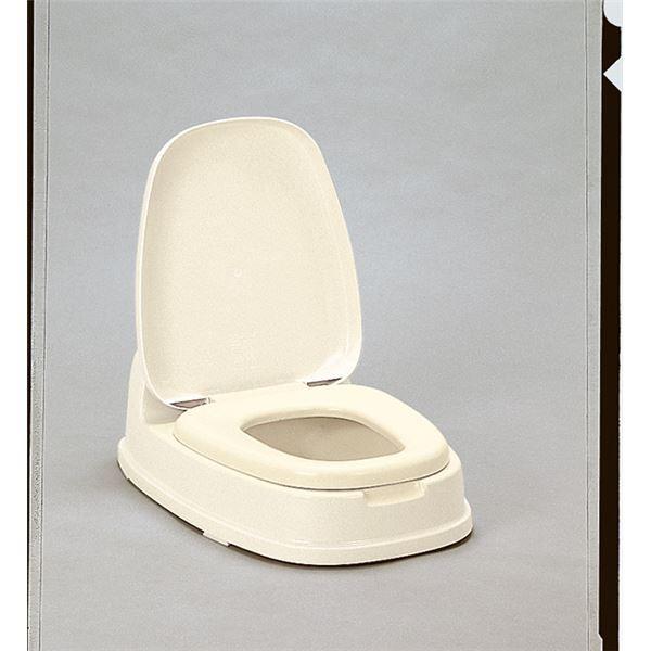 和式トイレ用洋式便座/簡易洋式便座 【両用型】 ...