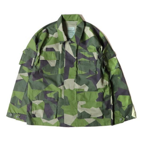 スウェーデン軍BDU(Battle Dress Uniform) M90...